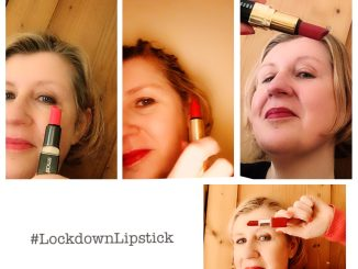 #LockdownLipstick