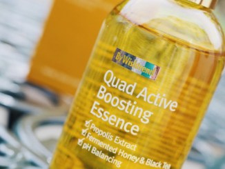 Quad active boosting essence