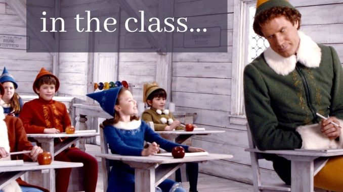 oldest in the class
