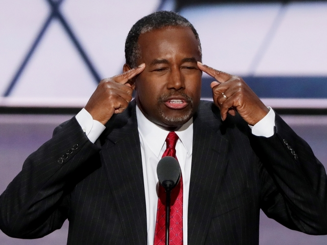 """Ben Carson's """"gifted hands"""" explained by new scientific discovery"""