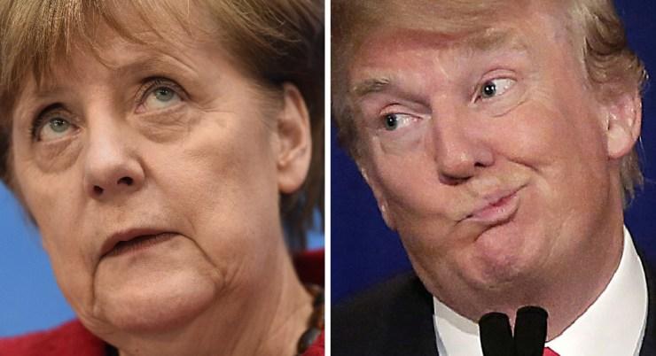 "Spicer clarifies ""fairly unbelievable"" Merkel comment"