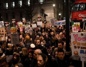 "UK implements travel ban to keep out ""dangerous people"". Trump visit canceled."