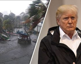 Trump signs executive order renaming Hurricane Irma