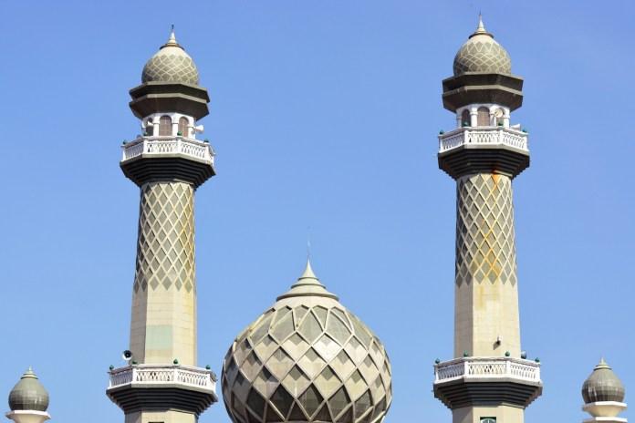 Irgendeine Moschee - Symbolbild via Pixabay