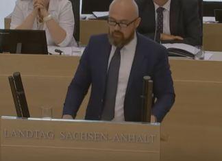 Hans-Thomas Tillschneider AfD Screenshot Youtube