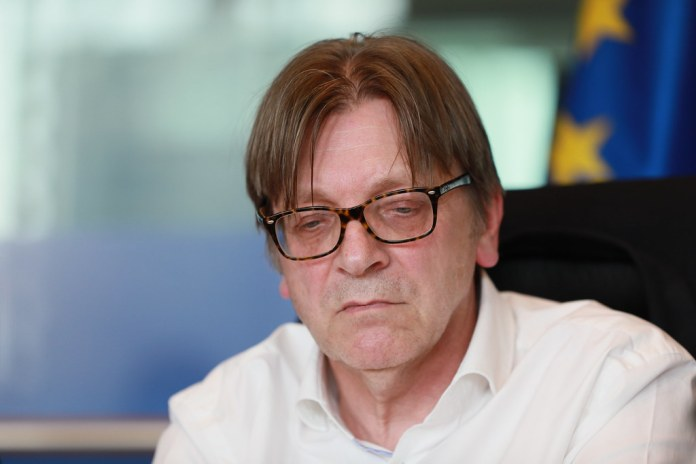 verhofstadt photo