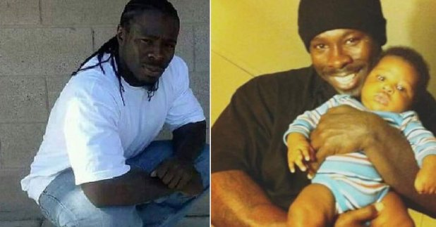 Pasadena Police just tasered & beat a mentally ill Black man named #ReginaldThomas to death.