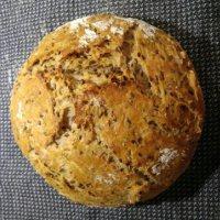 Det fantastiske no-knead brød