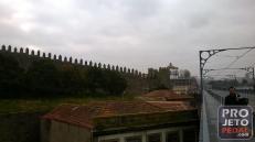 Panorâmica do Porto - muralhas Fernandinas