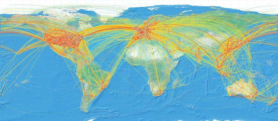 Can you track your aircraft every 15 minutes?