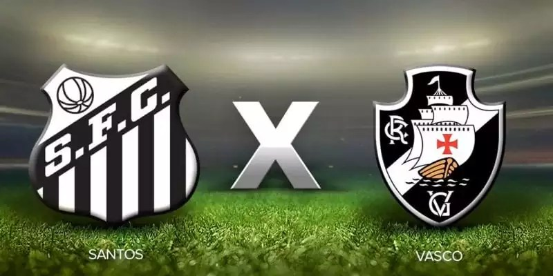 Santos x Vasco se enfrentam na 4ª Rodada do Brasileirão