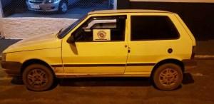 carro em Itaí
