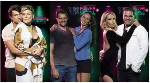 Jackie e Maikel x Paula x Folhas x Taty e Braga