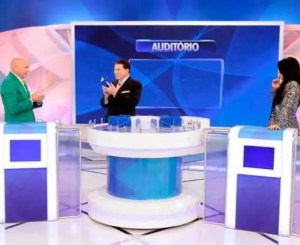 Programa Silvio Santos 11/08/2019