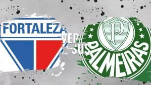 Fortaleza x Palmeiras