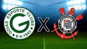 Goiás x Corinthians