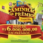 Caminhão de Prêmios Todo Dia 11/11/2019
