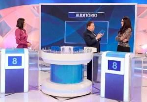 Programa Silvio Santos 17/11/2019