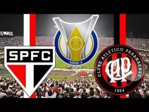 São Paulo x Athlético-PR