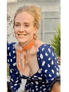 Dieta da Adele