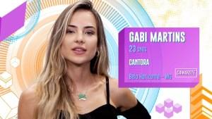 Gabi Martins do BBB20
