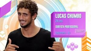 Lucas Chumbo do BBB20
