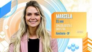Marcela do BBB20