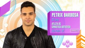 Petrix Barbosa do BBB20