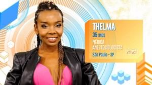 Thelma do BBB20