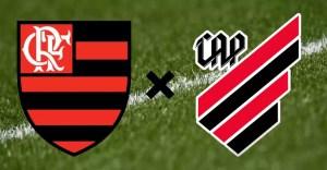 Flamengo x Athlético-PR