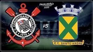 Corinthians x Santo André