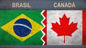 Brasil x Canadá