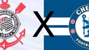 Corinthians x Chelsea