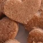 Paçoca de Amendoim com Farinha Láctea