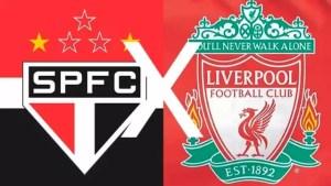 São Paulo x Liverpool