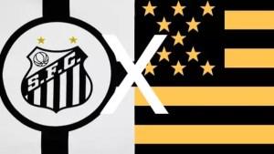 Santos x Peñarol