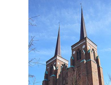 Meditation Concert at Roskilde Domkirke 15 Feb