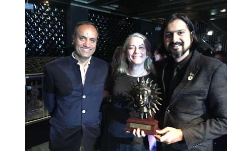 Trine og Josefine vinder Roundglass Music Award 2018