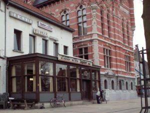 Café Rita, markt Temse