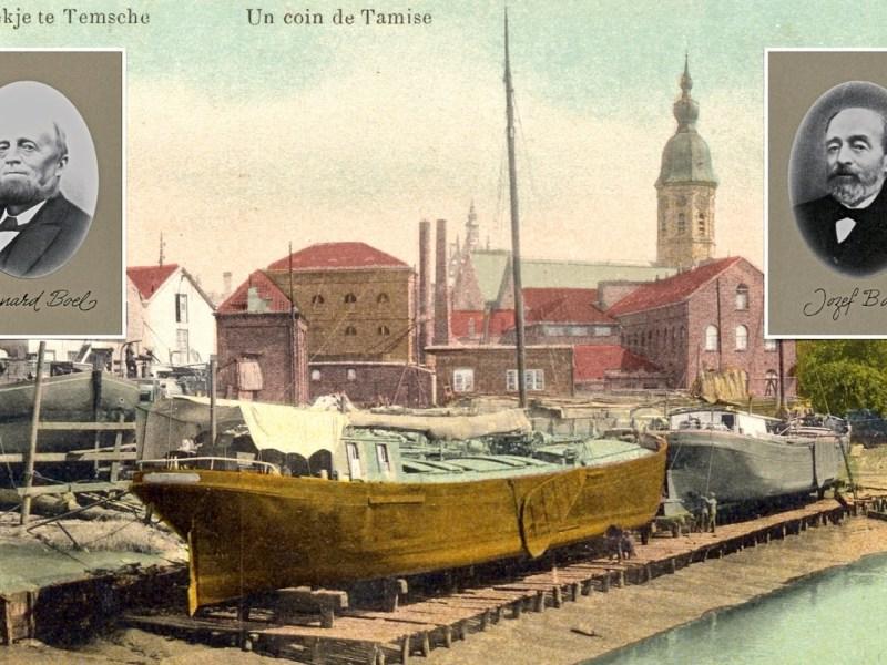 Jos. Boel & zonen - 1900
