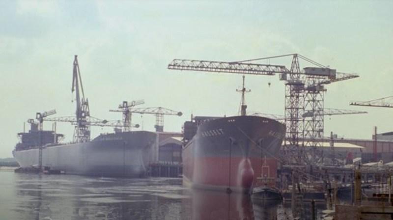 Voordracht: milieuvriendelijke schepen