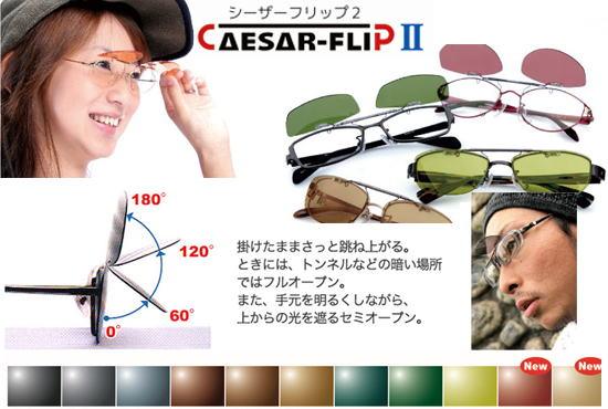 シーザーフリップⅡ(CAESAR-FLIP2)