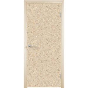 Дверь облицованная пластиком CPL (глухая, ОСБ