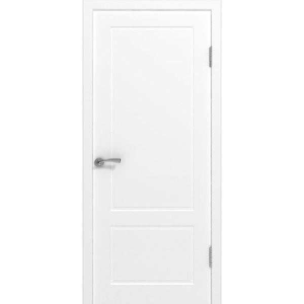Крашеная дверь Марсель (глухая, RAL 9003)