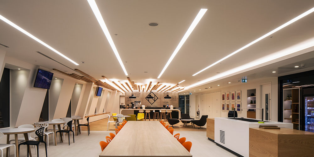 Led Continuous Lighting