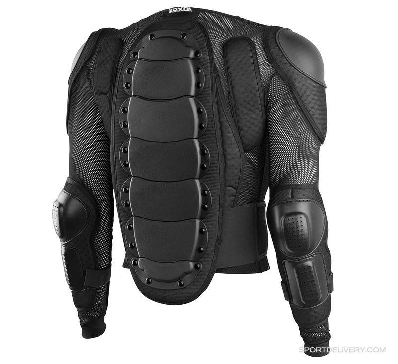 - Zaščitni jopič SixSixOne Pressure Suit Comp - OPTIBIKE