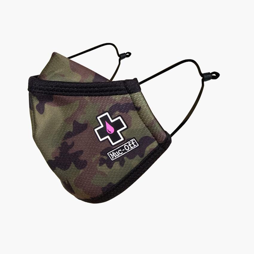 - Muc-Off OTROŠKA zaščitna maska za večkratno uporabo (camo) - OPTIBIKE