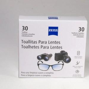 TOALLITAS LIMPIAGAFAS