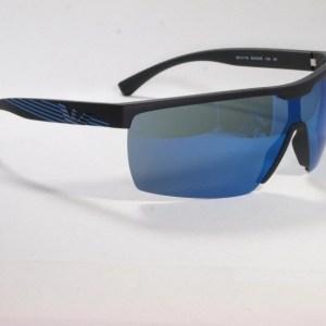 Gafa de sol Armani Azul Oscuro con Lentes Bicolor Degradas