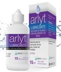 Arlyt Lubricante arlyt lubricante lagrima 1